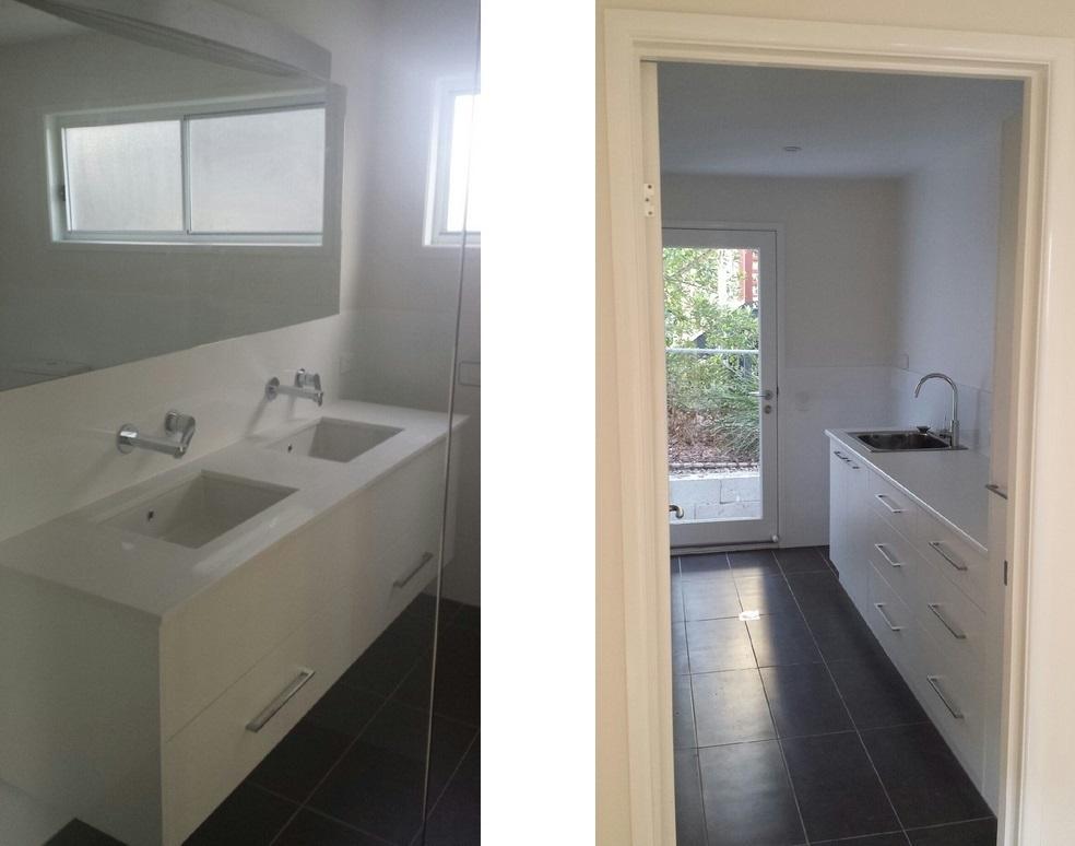 Bathroom Laumdry