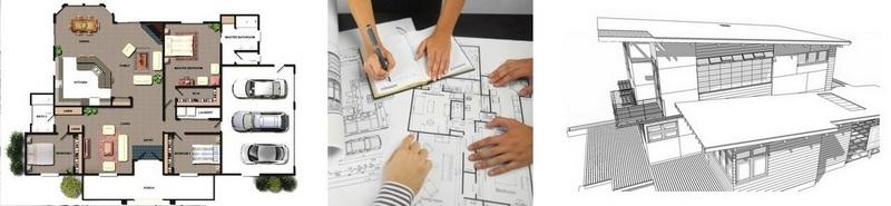 Architect-designed house plans